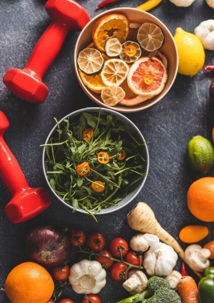Fitness Forma Zgierz - dieta na siłownię na rzeźbę